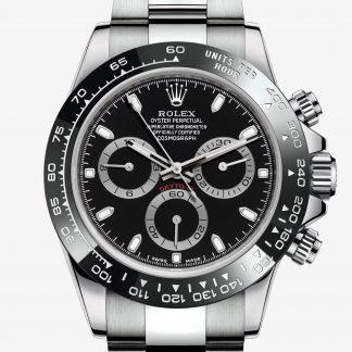 a buon mercato Rolex Daytona Nero M116500LN-0002