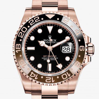 a buon mercato Rolex GMT-Master II Nero M126715CHNR-0001