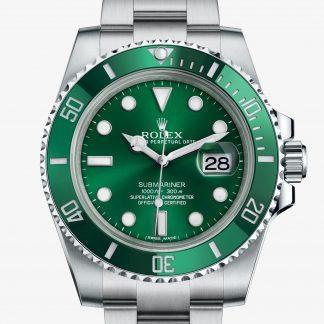a buon mercato Rolex Submariner Verde M116610LV-0002