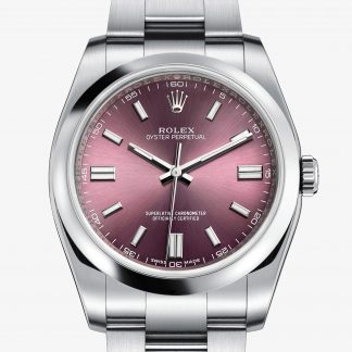 copia Rolex Oyster Perpetual Red grape M116000-0010