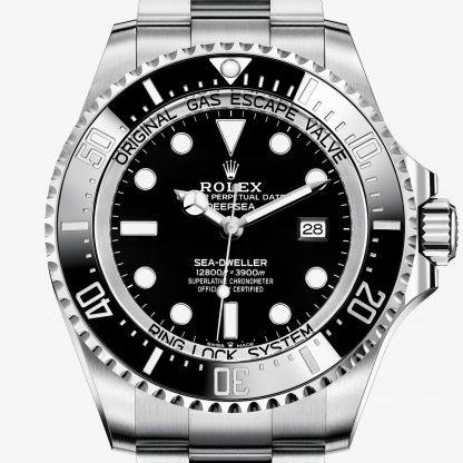 copia Rolex Rolex Deepsea Nero M126660-0001