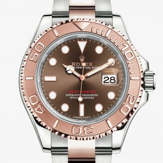 copia Rolex Yacht-Master Chocolate M116621-0001