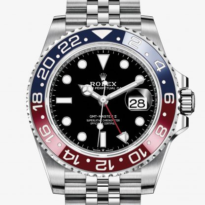 falso Rolex GMT-Master II Nero M126710BLRO-0001