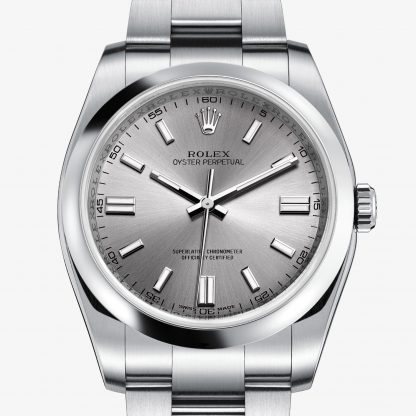 falso Rolex Oyster Perpetual Acciaio M116000-0009
