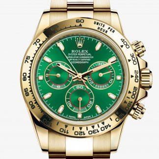 lusso Rolex Daytona Verde M116508-0013