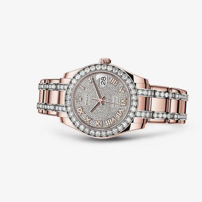 pavé di 713 diamanti M86285-0001