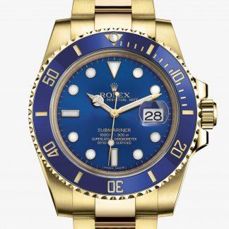 migliore Rolex Submariner Blu M116618LB-0003
