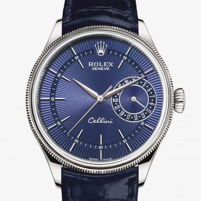 moda Rolex Cellini Guilloché