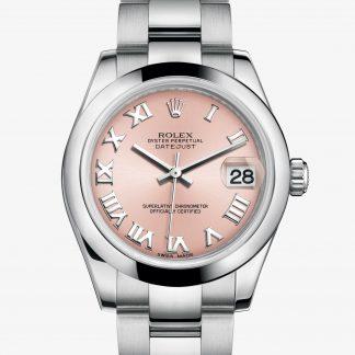 moda Rolex Datejust Rosa M178240-0032