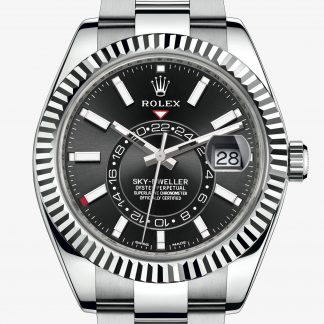 moda Rolex Sky-Dweller Nero M326934-0005
