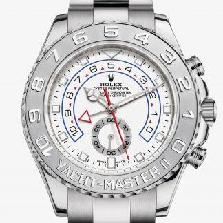 moda Rolex Yacht-Master II Bianco M116689-0002