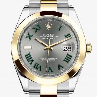 replica Rolex Datejust Ardesia M126303-0019