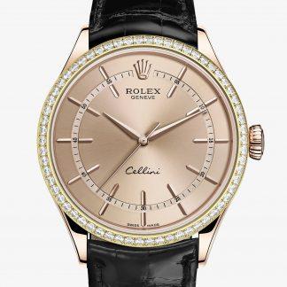 repliche Rolex Cellini Rosa M50705RBR-0010