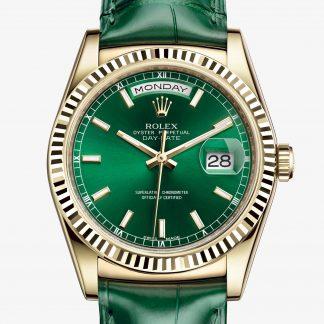 repliche Rolex Day-Date Verde M118138-0003