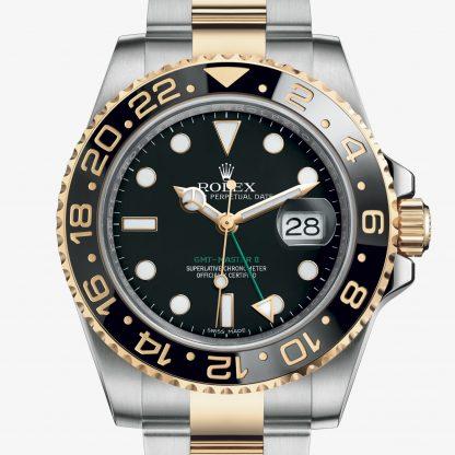 repliche Rolex GMT-Master II Nero M116713LN-0001