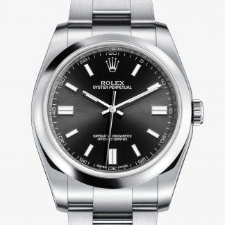repliche Rolex Oyster Perpetual Nero M116000-0013