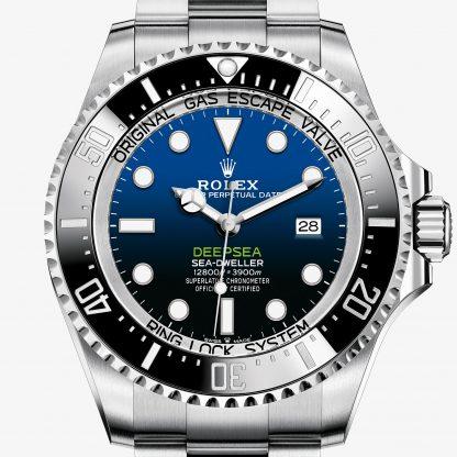 repliche Rolex Rolex Deepsea D-blue M126660-0002