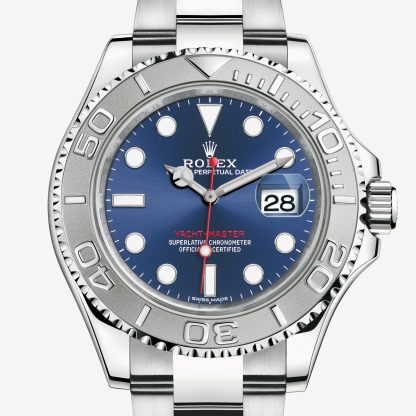 repliche Rolex Yacht-Master Blu M116622-0001
