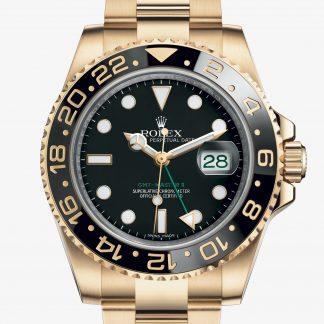 saldi Rolex GMT-Master II Nero M116718LN-0001
