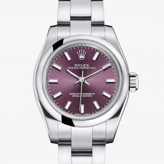 saldi Rolex Oyster Perpetual Red grape M176200-0016