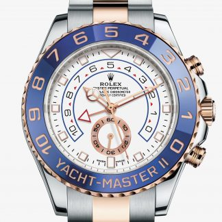 saldi Rolex Yacht-Master II Bianco M116681-0002