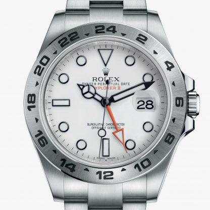 scontato Rolex Explorer II Bianco M216570-0001