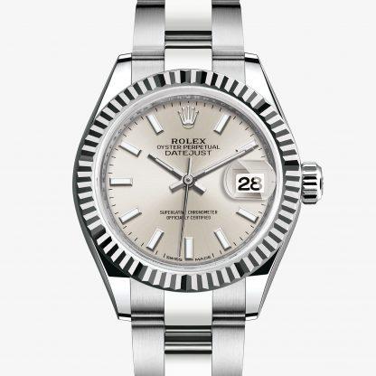 svizzero Rolex Lady-Datejust Argentato M279174-0006
