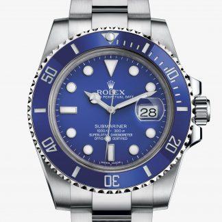 svizzero Rolex Submariner Blu M116619LB-0001